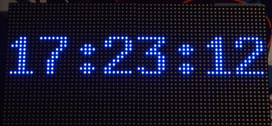 RGB LED display with Raspberry Pi GPIO – OSH Park