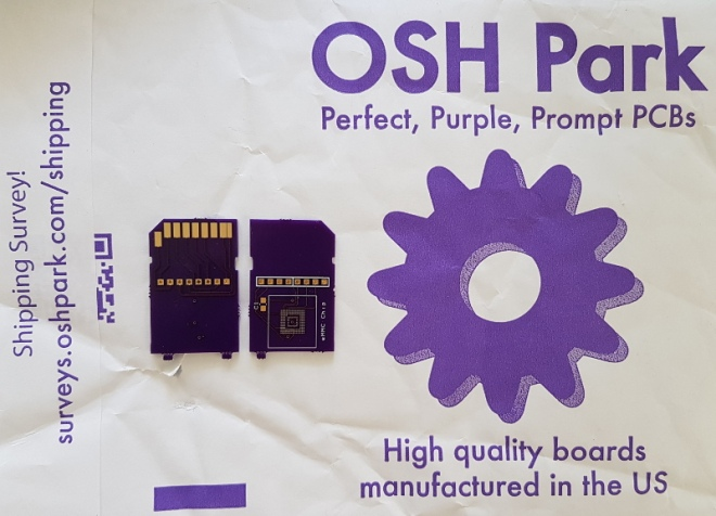 eMMC to SD Card Adapter – OSH Park