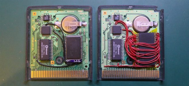 https://www.tindie.com/products/JRodrigo/flash-memory-adapter-for-some-game-boy-cartridges/