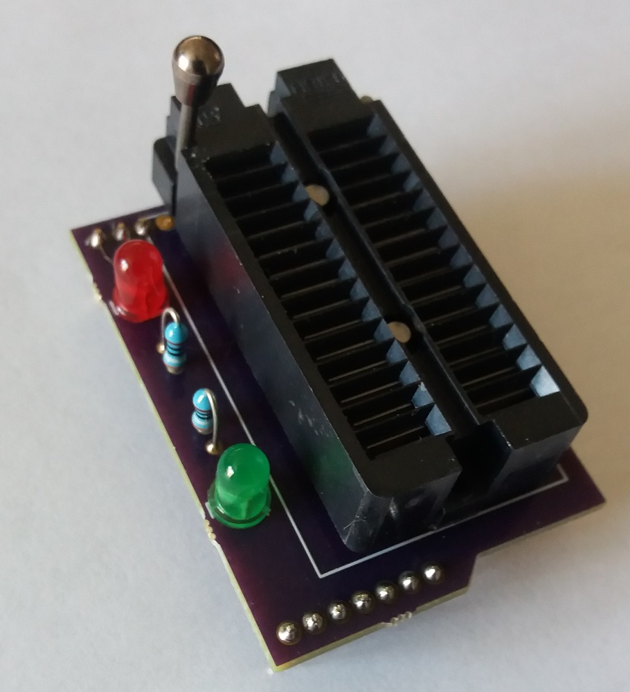 EEPROM Programmer Arduino Shield – OSH Park