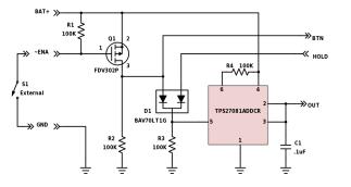 https://sites.google.com/site/wayneholder/pushbutton-power-on-off-for-arduino