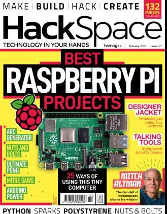 https://hackspace.raspberrypi.org/issues/27